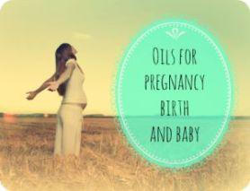 birth pregancy oils